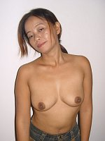 Mature Wos Asian cougar closeup hoe